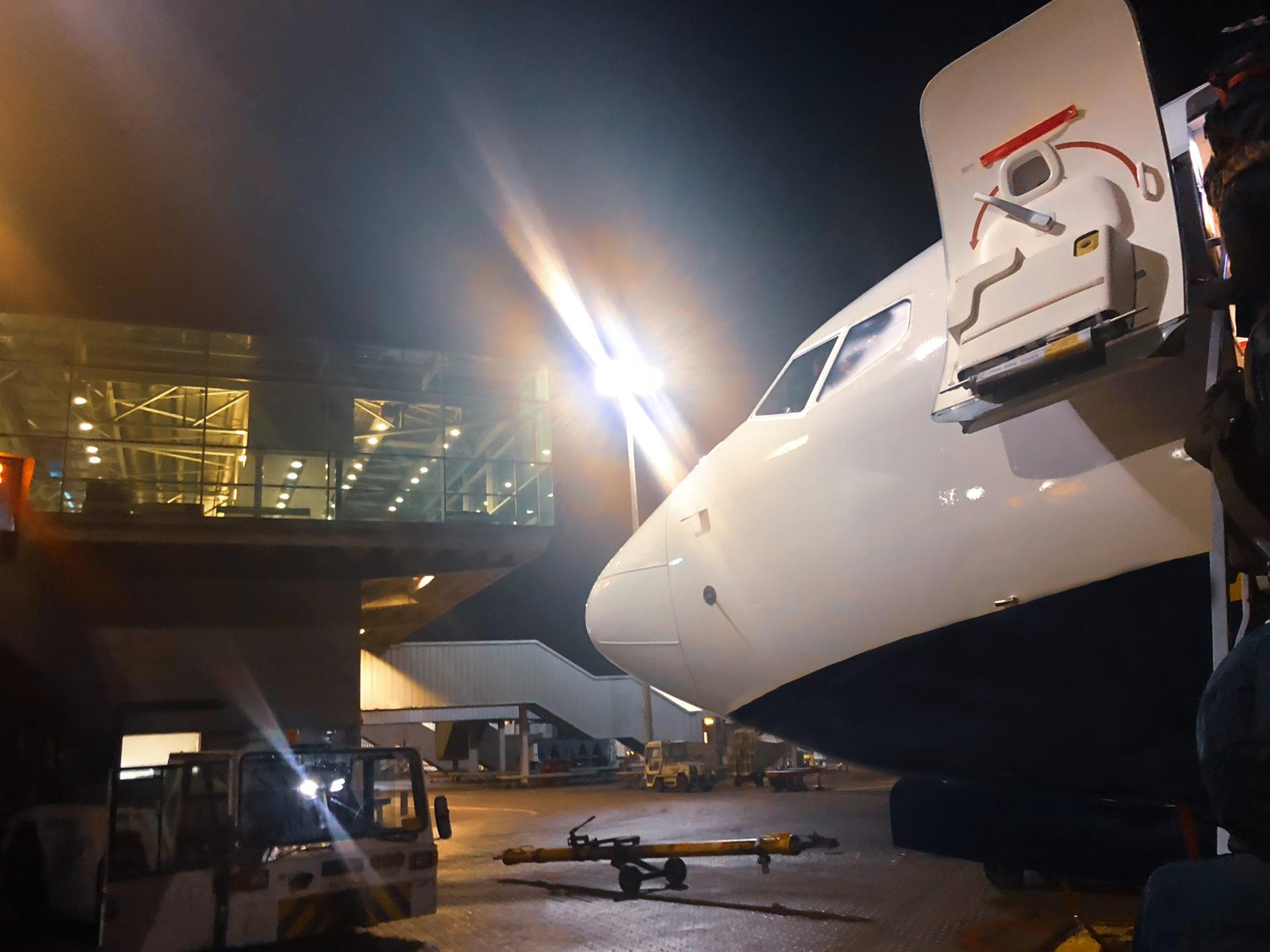 Southern California Logistics Airport Tenancy