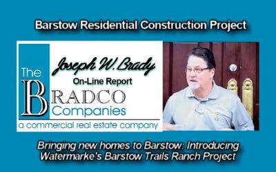 Joseph W. Brady Hosts Landmark Luncheon with Barstow Community Leaders