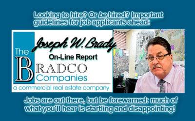 Joseph W. Brady On Hiring Problems